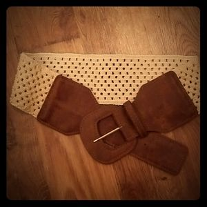 Accessories - High waist belt